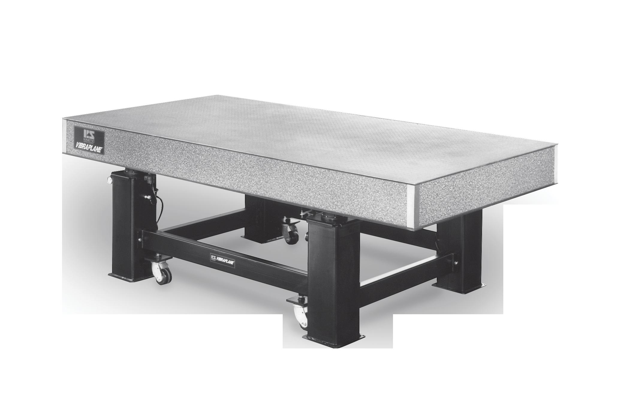 Spillpruf Optical Table
